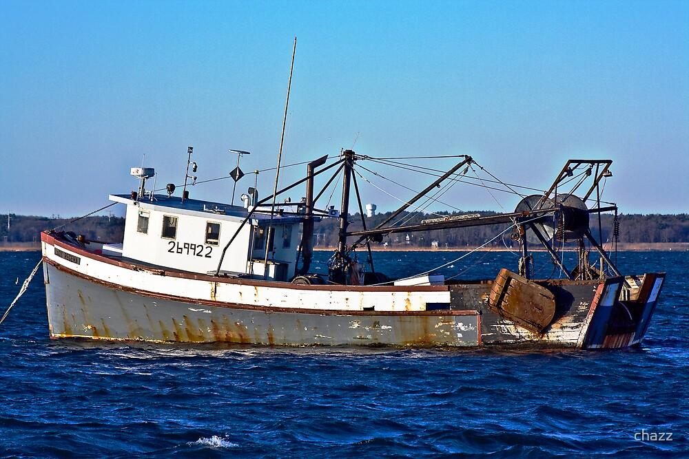 Rusty Vessel by chazz