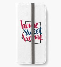 Home Sweet Home Arizona iPhone Wallet/Case/Skin