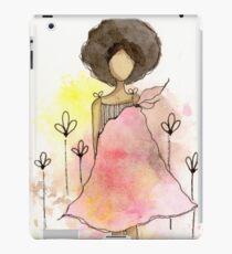 Splotch Girl - Freedom iPad Case/Skin