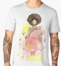Splotch Girl - Freedom Men's Premium T-Shirt