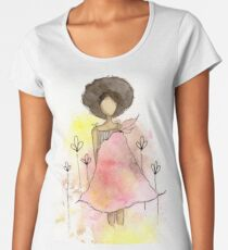 Splotch Girl - Freedom Women's Premium T-Shirt