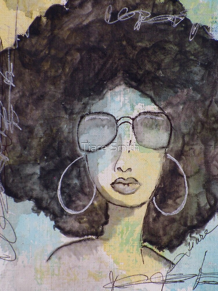 Dope Girl Art by classygirl
