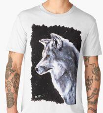 Wolf Men's Premium T-Shirt