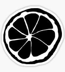 Stone Roses (lemon) Sticker