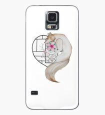 The wolf in love Case/Skin for Samsung Galaxy