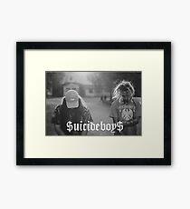 $uicideboy$ Framed Print