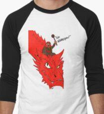 """""""For Narnia!"""" Men's Baseball ¾ T-Shirt"""