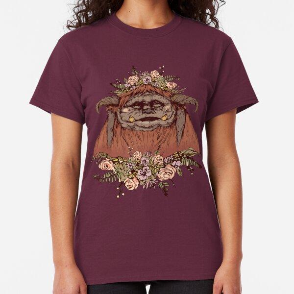 Flower Crown Ludo Classic T-Shirt