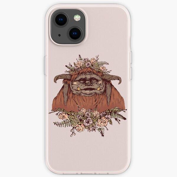 Flower Crown Ludo iPhone Soft Case