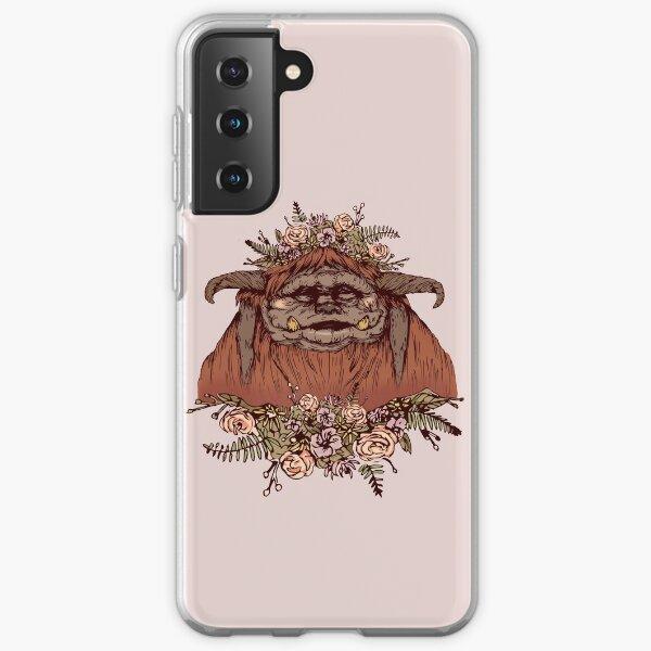 Flower Crown Ludo Samsung Galaxy Soft Case