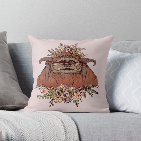 Labyrinth Pillows Cushions Redbubble