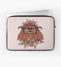 Flower Crown Ludo Laptop Sleeve