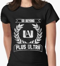 Plus Ultra Women's Fitted T-Shirt