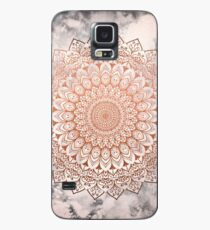 ROSE NIGHT MANDALA Case/Skin for Samsung Galaxy