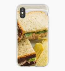 Tuna Salad Sandwich iPhone Case