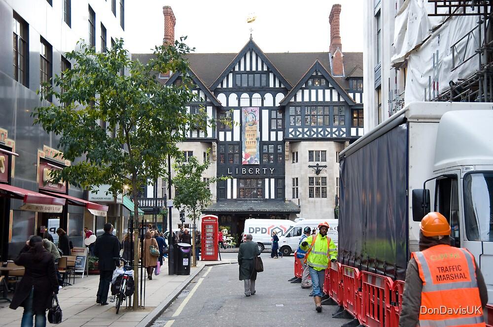 Liberty of London: Ye Olde Street Store by DonDavisUK