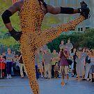 Street Entertainment 2 by Judith Oppenheimer