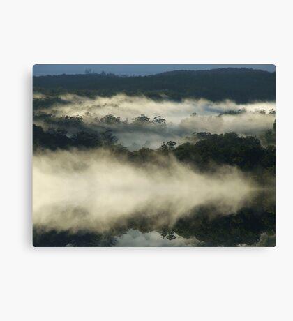 """""""Mist & Water"""" Canvas Print"""