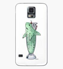 Mint Chocolate Chip Milkshark Case/Skin for Samsung Galaxy