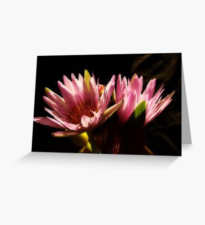"""""""Natures Salad"""" Greeting Card"""
