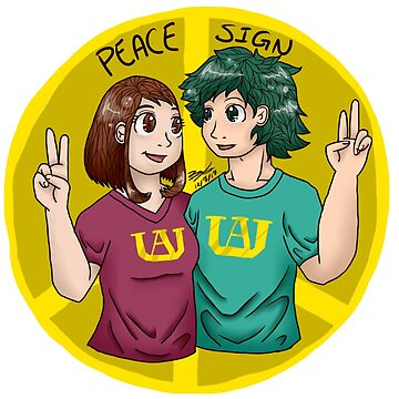 Peace Sign by RenDaKid