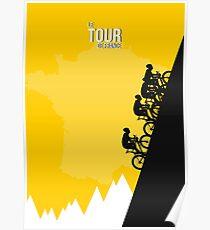 Le Tour De France Poster