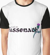 Sassenach Camiseta gráfica
