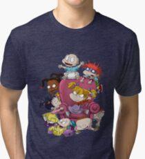 Camiseta de tejido mixto Rugrats