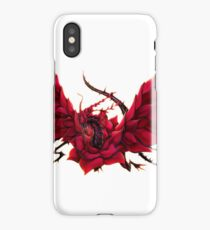 Yu-Gi-Oh! : Black Rose Dragon  iPhone Case/Skin