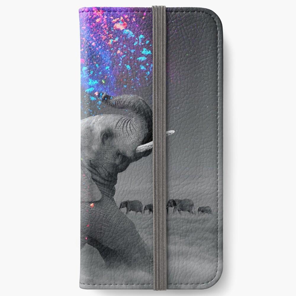 Wahre Farben innerhalb iPhone Flip-Case