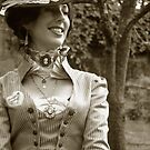 Steampunk Gail by lorafaye