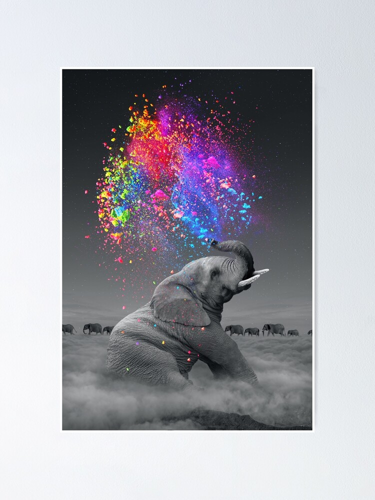 Alternate view of True Colors Within Poster