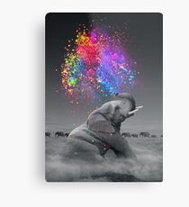 True Colors Within Metal Print