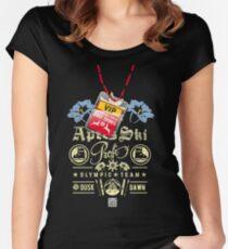 Après Ski Profi Women's Fitted Scoop T-Shirt