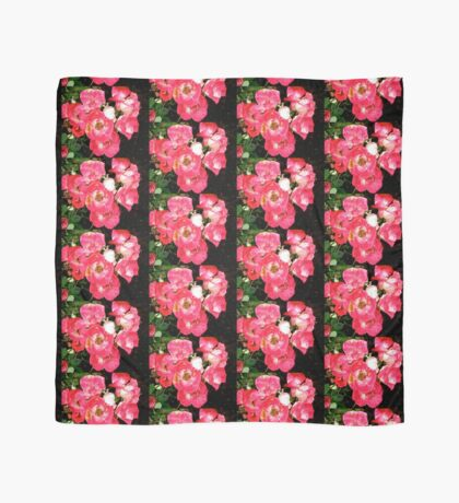 Governor General's roses 5 Scarf