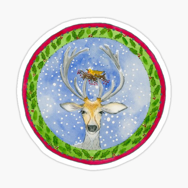 Christmas Spirit - Sharing Sticker