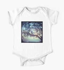 Sunset trees ttv photograph One Piece - Short Sleeve