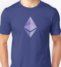Ethereum in Colors 1 T-Shirt