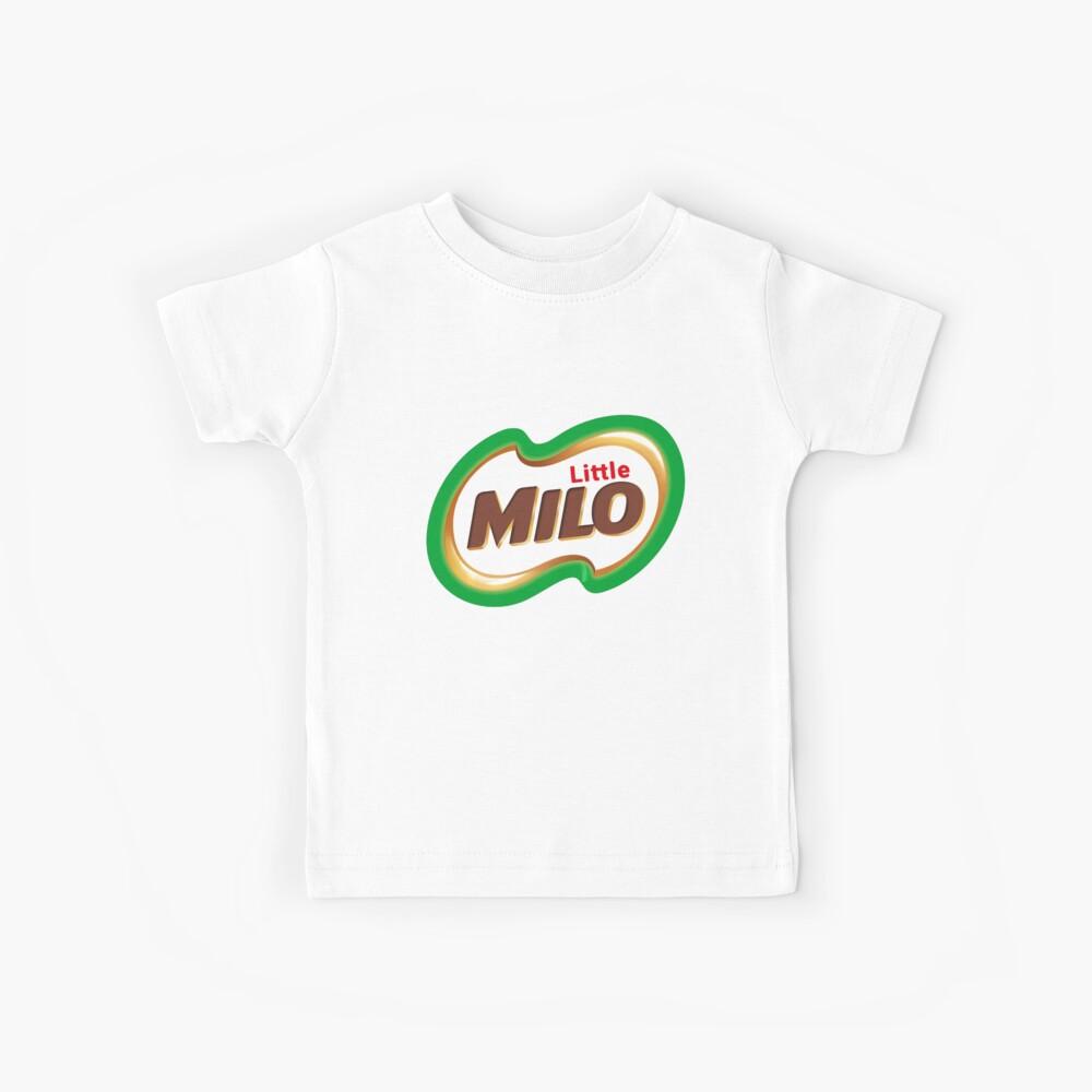 Kleines Milo Getränkgetränk Kinder T-Shirt