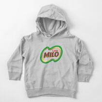 Little Milo Drink Beverage Toddler Pullover Hoodie