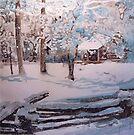 Snowbound by Jim Phillips
