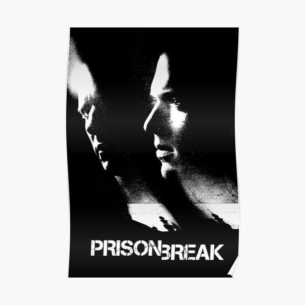 Évasion de la prison Poster