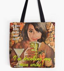 Women's Magazine Parody #1 Tote Bag