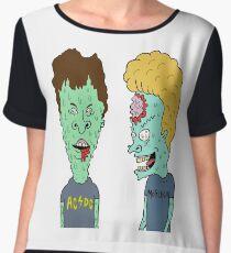 Zombies Chiffon Top
