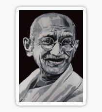 Mahatma Gandhi Sticker