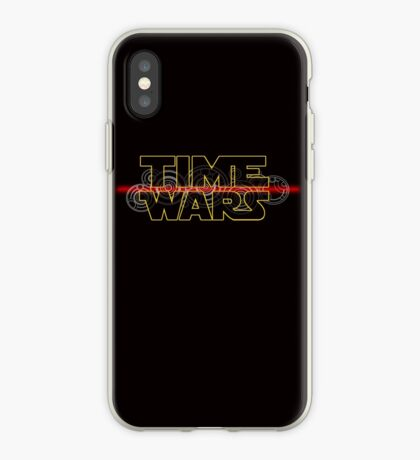 Time Wars  iPhone Case