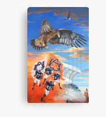 Nova's Final Flight Canvas Print