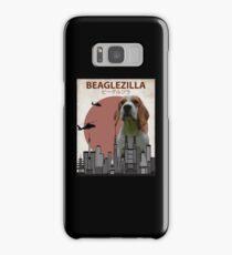 Beaglezilla - Giant Beagle Dog Monster Samsung Galaxy Case/Skin