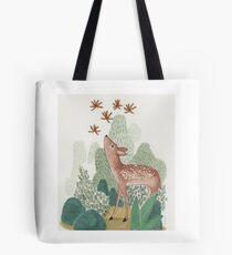Flower Wish Tote Bag