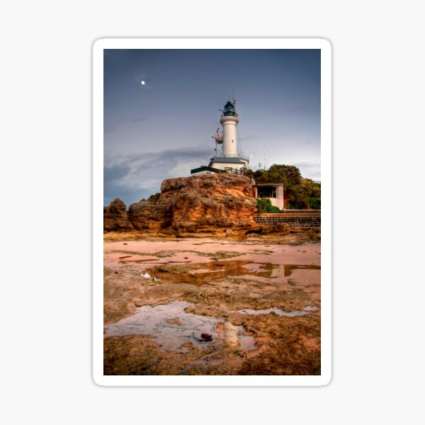 Point Lonsdale Lighthouse, Victoria Sticker